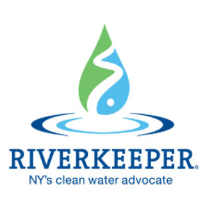 Riverkeeper logo Ny's clean water advocate