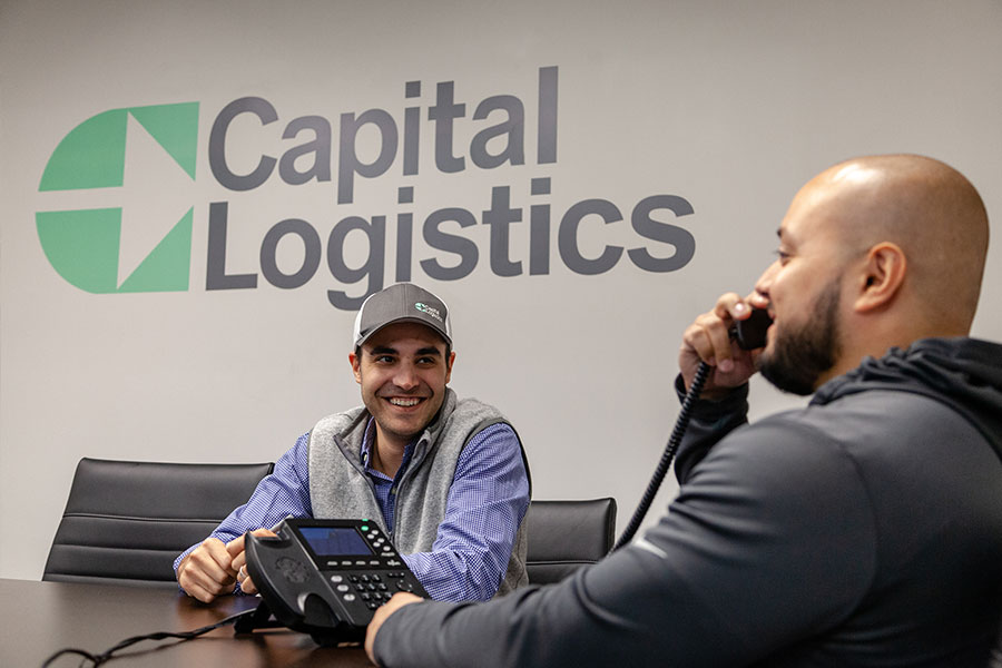 capital logistics meeting