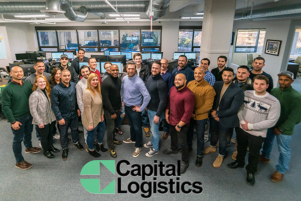 Capital Logistics team